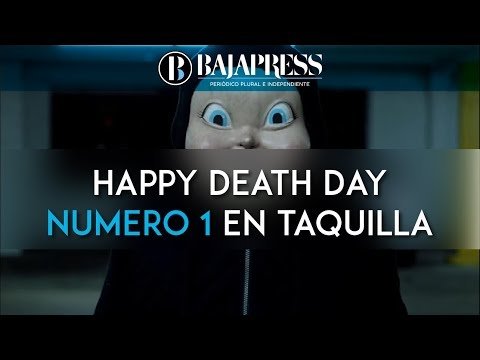 -Happy Death Day- anota otro tanto de recaudación para la empresa Blumhouse