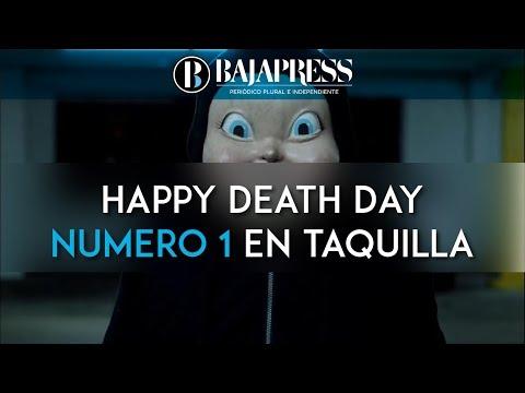 -Happy Death Day- anota otro tanto de recaudación para la empresa Blumhouse