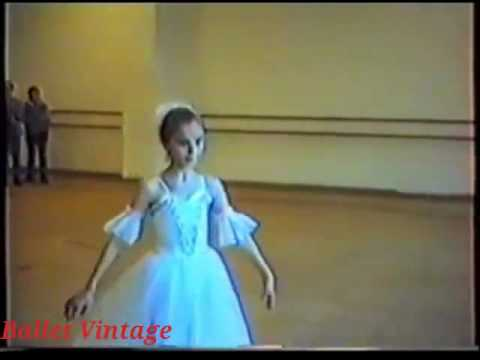 Natalia Osipova 1996