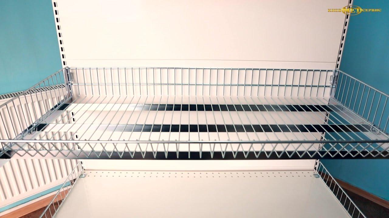 Дешево купить стеллажи напрямую от производителя. Стеллажи в мебельном интернет-магазине меблидер.