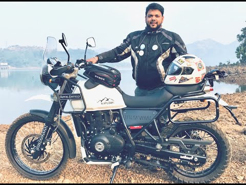 Want to know about my Royal Enfield Himalayan, My perfect adventure tourer
