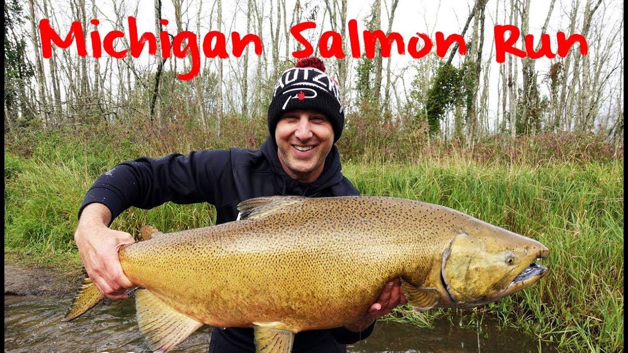 Michigan Salmon Fishing Youtube