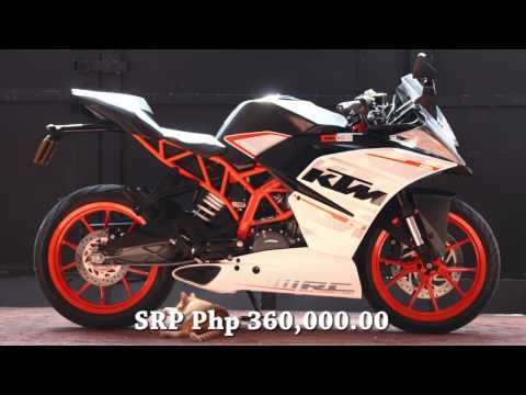 Ktm RC390 - Looking to be the best in its class
