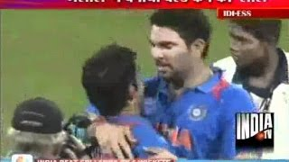 Dhoni Was A 'Bomb About To Explode' Before Final: Yuvraj Singh