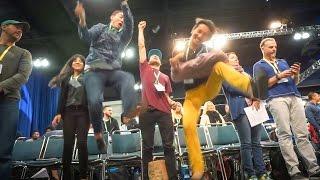 Tony Robbins UPW LA 2015 [VLOG #012]