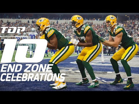 Top 10 End Zone Celebrations of 2017  NFL Films