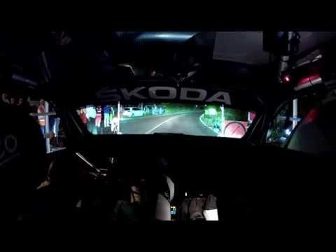 CIR 2015 - ŠKODA  Italia Motorsport 33° Rally Due Valli (VR) PS1 Torricelle