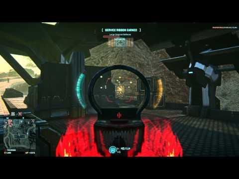 Planetside 2 Gameplay - Epic Crown Zerg Defense