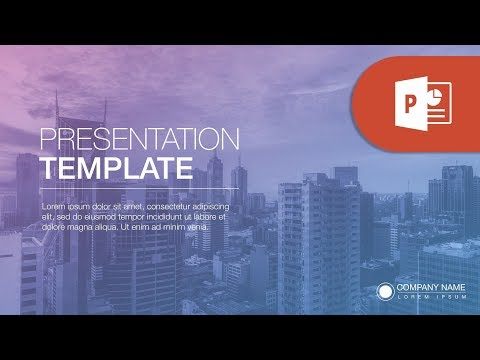 Clean Business Company Profile - Free Download After effects template.