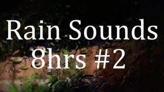 "8Hrs of Real Rain Sounds II ""Sleep Sounds"""