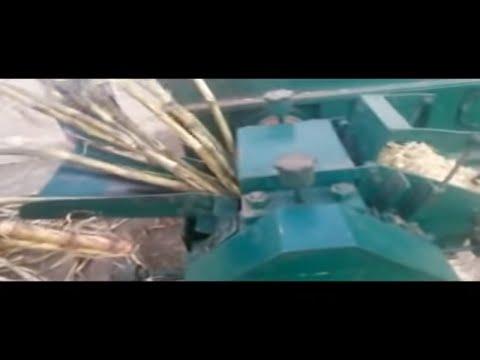 OMKAILASH SUGARCANE CRUSHER 30 TCD - YouTube