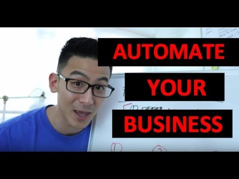 On Holiday - But Will Show You How To Automate A Business