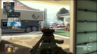 BO2: 136 Kills Non-Lethal SOLO - Jack of All Trades, Master of None
