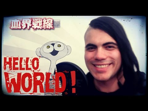 Hello,world! - Bump of Chicken. Cover Latino Full.
