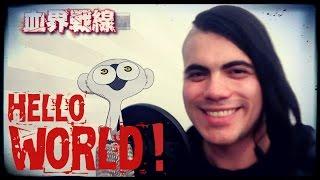 Hello, World! Cover Latino Serie: Kekkai Sensen Autor: BUMP OF CHIC...