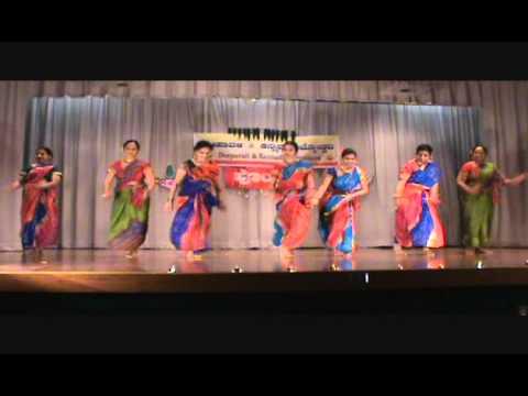 Cheluvayya Cheluvo - A Folk Dance