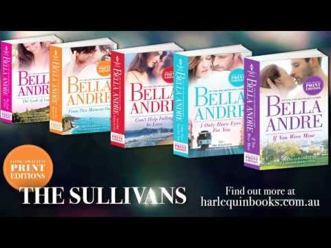 Fall in Love with The Sullivans by Bella Andre - Book Trailer Mp3
