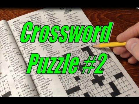 Crossword Puzzle 2 - Sleep Whisper