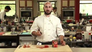 60-Second Video Tips: The Best Way to Chop Canned Tomatoes
