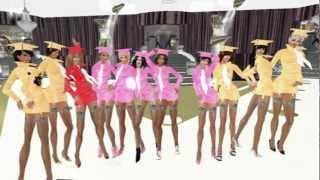 February Magazine 2011 Second Life
