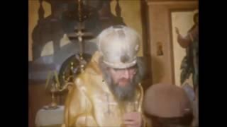 Видео кадри и аудио запис на Св. Йоан Шанхайски
