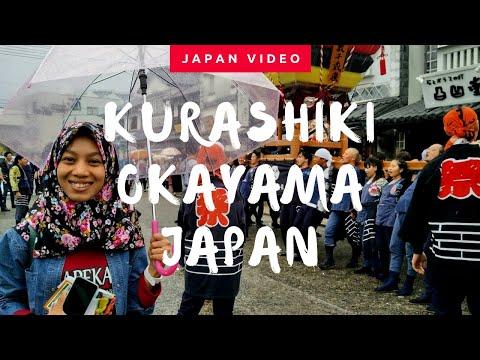 Kurashiki, Okayama, Japan (Student Exchange)