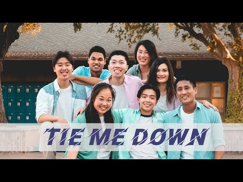 "Gryffin With Elley Duhé ""Tie Me Down"" Choreography By Aaron Aquino And Rachel Song"