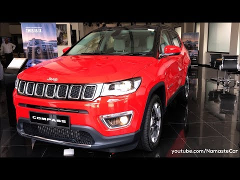 Jeep Compass Limited Plus 4x4 M6/556 | Real-life review