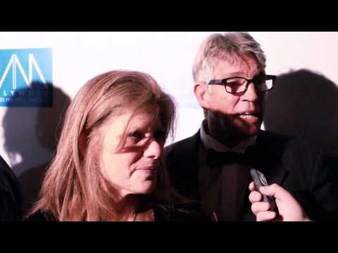 2014 HMMA Red Carpet : Eric Roberts & Eliza Roberts