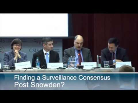 Finding a Surveillance Consensus Post Snowden?