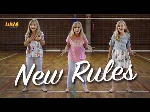 New Rules - Dua Lipa   Cover Luiza Gattai