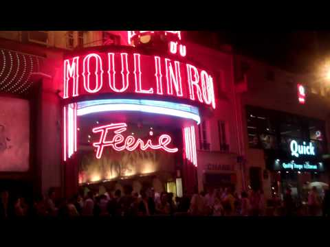 Bal Du Moulin Rouge Paris