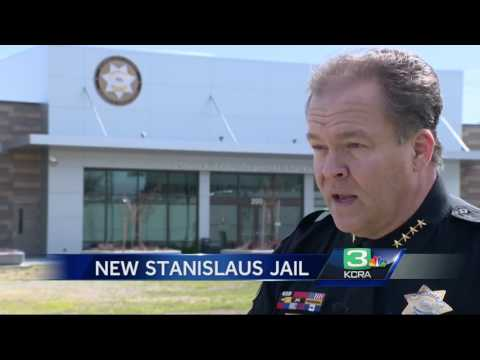 New maximum security jail to open in Stanislaus County