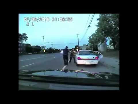 Dashcam video of the deadly shooting of Philando Castile