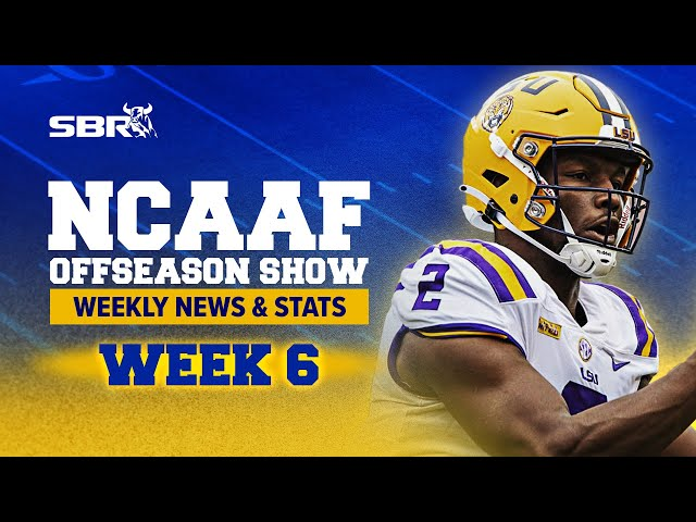 🏈  College Football Updates, Hires, Transfers and FCS Previews