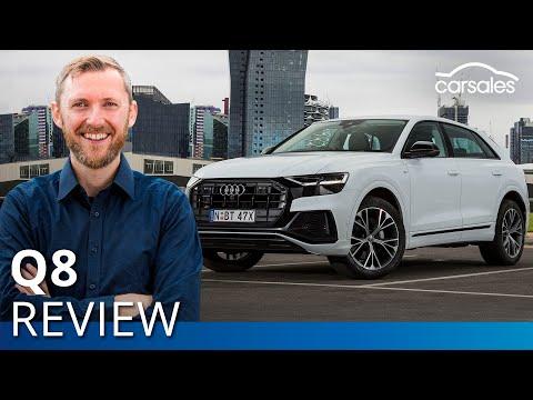 2019 Audi Q8 55 TFSI Review | Carsales