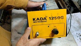 How To Repair Kada 1250g Compressor pressure problem (Urdu)