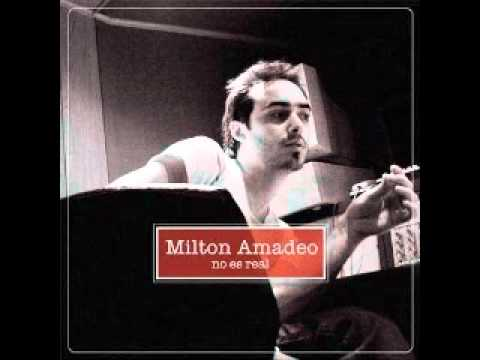 Milton Amadeo - Volvi