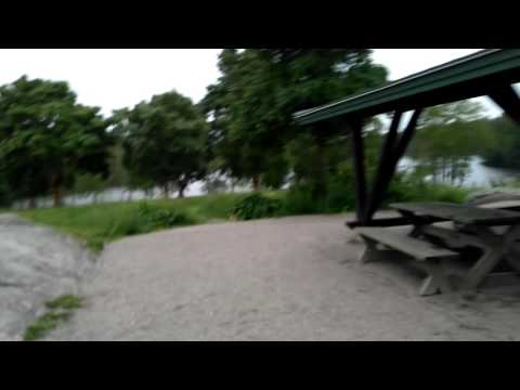 Camping in Helsinki city region, Finland