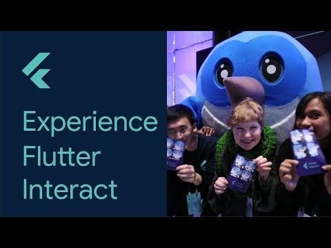 Flutter Interact 2019 Highlights Reel