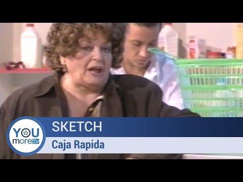 Sketch - Caja Rápida