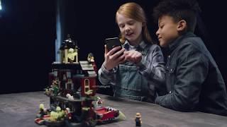 LEGO Hidden Side. Розпакування іграшок та огляди :)