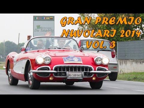 GRAN PREMIO NUVOLARI 2014 SUPERCARS - Vol.3 (Ac ACE, Alfa SSZ Zagato, Lotus Eleven, Etc ...) HQ