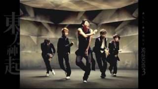 東方神起 - 呪文-MIROTIC-