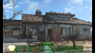 Как разобрать предметы в Fallout 4 прохождение без комментариев 7