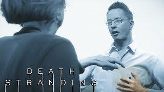 Heartman Explains Beaches - DEATH STRANDING (#DeathStrandingCutscenes)
