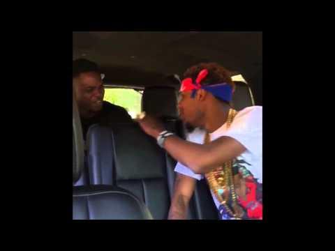 Uber Driver Navv Picks Up Fetty Wap @Navv2Rude @FettyWap1738