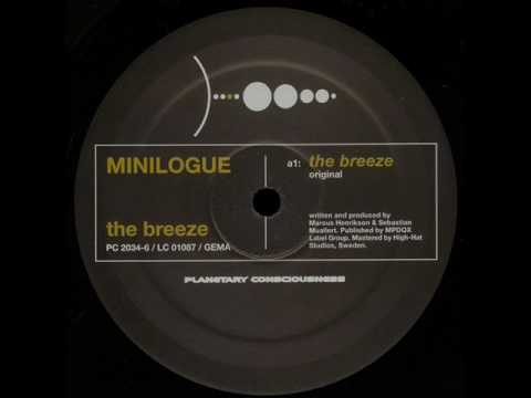 Minilogue - The Breeze