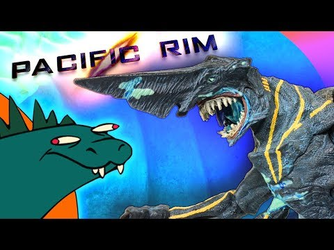 Pacific Rim Knifehead [Battle Damage Version] NECA Review