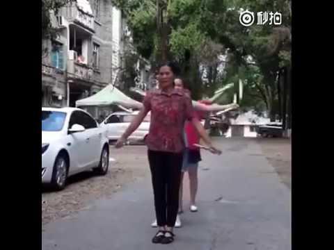 Chinese Best Karate Women